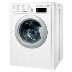 Indesit Front Loading Digital Washing Machine 8 KG 1200 rpm White IWE 81283 SL CECO EU
