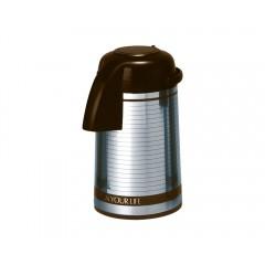 تايجرترمس استانليس ستيل 3 لتر بني غامق PNM-B30S