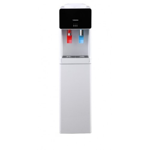 TORNADO Water Dispenser White Color With 2 Faucet For Cold and Hot Water WDM-H45ASE-W