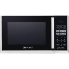 SMART Microwave 25 Liter 800 watt Silver SMW251ABV
