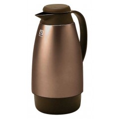 Tiger Thermos Stainless Steel 1 Liters Brown PXE-1000 CP