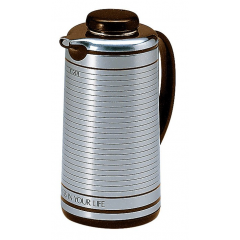 Tiger Thermos 1.9 Liters Stainless Steel * Brown PXJ-190S