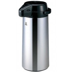 Tiger Thermos 2.5 Liters Stainless Steel * Black PXQ-2501