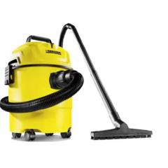 Karcher Wet & Dry Vacuum Cleaner 1000 Watt 15 L WD 1 KAP