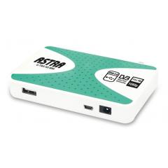 Astra Mini Receiver Full HD With 2 USB Ports Green G-TWO HD MINI ASTRA
