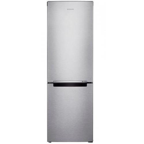 Samsung Refrigerator 321 Liter With Bottom Freezer Inverter Silver RB30J3000SA/MR