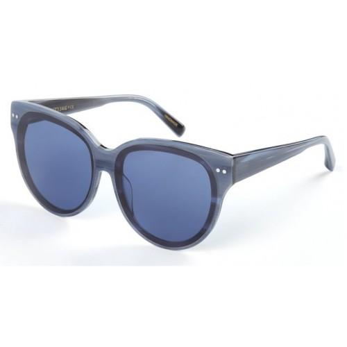 ارت شادس كوليكشن نظارة شمس للسيدات لون ازرق COCKTAIL Blue