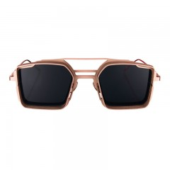 Vysen Collection Women's Sun Glasses LUIGI Rose Gold