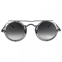 فايزن كوليكشن نظارة شمس للسيدات اطار لون معدني غامق+عدسة زرقاء ARIE-A3