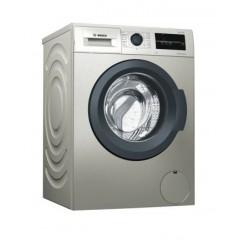BOSCH Washing Machine 8kg 1000 rpm Serie 2 Silver Inox WAJ2018SEG