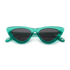 CHiMi Women's Sun Glasses Classic Cat Eyes Aqua CORE-AQUA