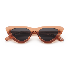 CHiMi Women's Sun Glasses Classic Cat Eyes Peach CORE-PEACH