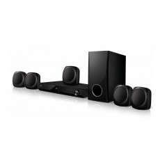 LG DVD Home Theater System 330 W Bluetooth,Karaoke LHD427