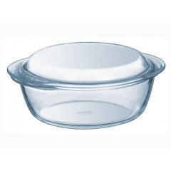 PYREX Pot With Cover 2,1 L L-204A