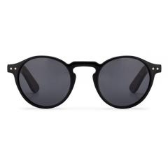 سبيت فاير نظارة شمس للجنسين اطار اسود بعدسات سوداء CUTE EIGHT-BLACK