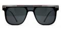 سبيت فاير نظارة شمس للجنسين بعدسات سوداء NY2K BLACK