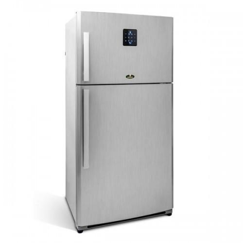 KIRIAZI Refrigerator 27 Feet Inverter Stainless Steel: KH 690 L N/1-