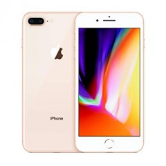 Apple iPhone 8 Plus 128 GB with FaceTime Gold