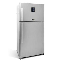 KIRIAZI Refrigerator 25 Feet Inverter Silver: KH 625 L N/1