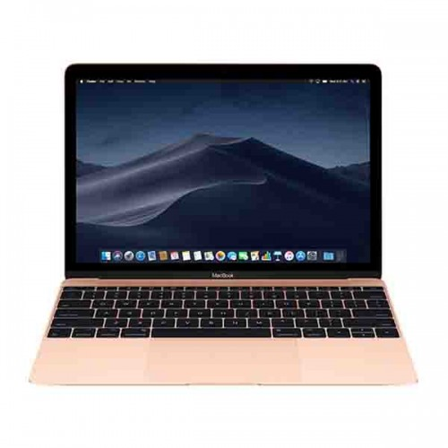 Apple MacBook 12inch 1.2GHz Dual-Core 256GB PCIe-based onboard SSD-8GB Memory Intel HD Graphics 615 Gold MRQN2AB/A