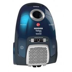 مكنسة كهربائية هوفر 1600 وات مزودة بفلتر هيبا لون أزرق غامق TX1600020