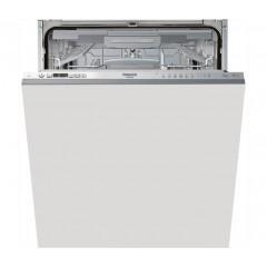 Ariston Built-In Dishwasher 60 cm 14 Persons 9 Programs Inverter HEIO 3C23