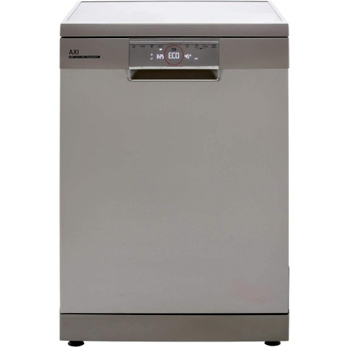 Hoover Freestanding A+++ Rated Dishwashe 16 Person WIFI Digital with Steam Stainless HDPN4S603PX