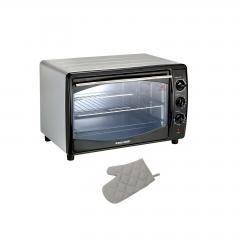 Black & Decker Toaster Oven 42 L Black TRO60