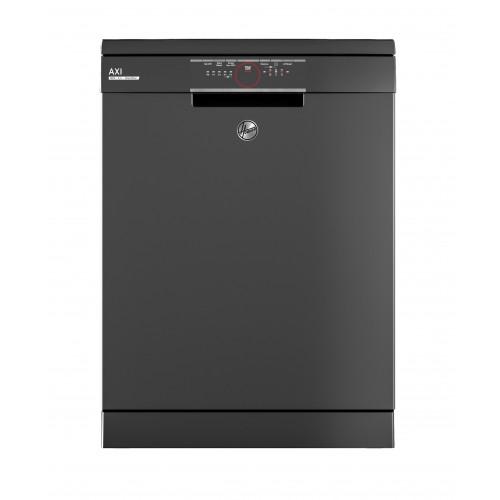 Hoover Freestanding Dishwashe 13 Person WIFI Digital Silver HDPN1L360PA-EGY