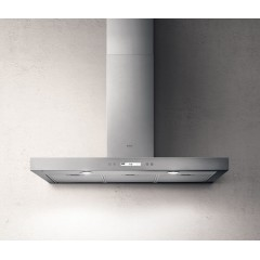 Elica Kitchen Chimney Hood 90cm 900 m3/h Stainless Steel: FREE SPOT 90