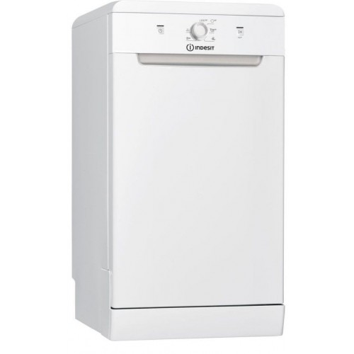Indesit dishwasher 10 Person 45 cm White DSFE 1B10