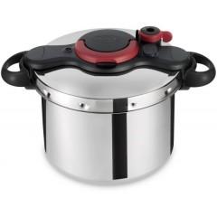 Tefal Pressure Cooker 10 Liter Stainless Steel P-0500110