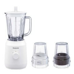 Panasonic Blender 400 Watt 1 Liter With Grinder,Grater MX-EX1021