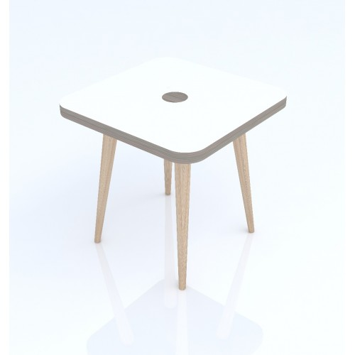 Artistico Square Coffe Table 40 * 40 * 40 cm ART-SCT40