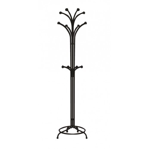 Artistico Steel Stand Hanger 180*40 cm Black ASH180