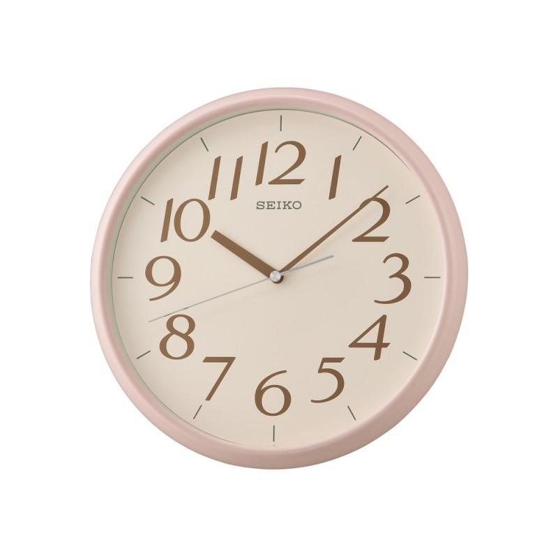 Seiko Plastic Wall Clock 28 Cm Qxa719p