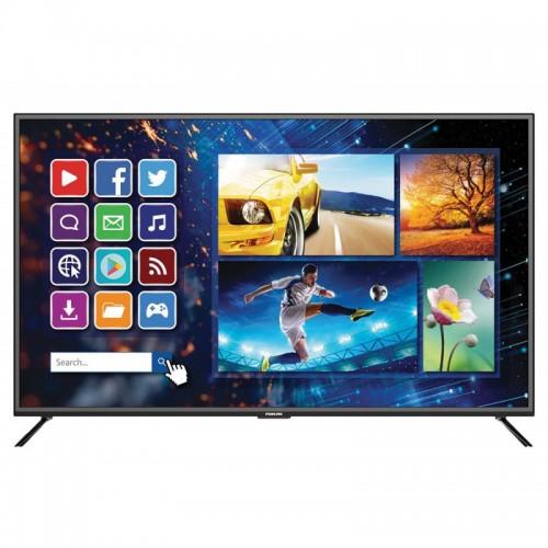 Nikai 55 Inch 4K Ultra HD LED Smart TV 3840x2160P Metal NE55SUHD-M-M