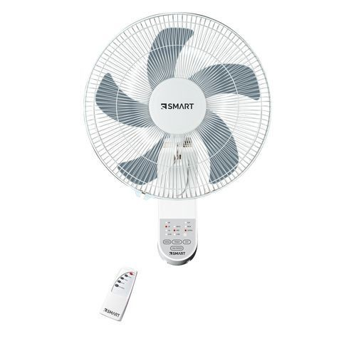 SMART Wall Fan 18 Inch 3 Speeds with Remote Control SWF181R