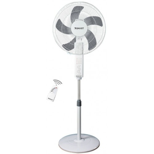 SMART Stand Fan 18 Inch 3 Speeds with Remote Control SSF1801R