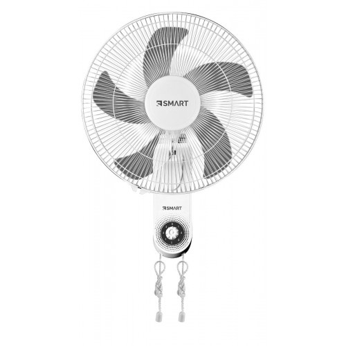 SMART Wall Fan 18 Inch 3 Speeds White*Grey SWF182