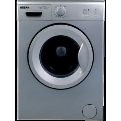 اوشن غسالة ملابس فول أوتوماتيك 5 كيلو 500 لفة لون سيلفر WFO 155 E-L