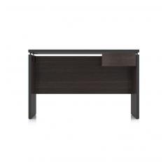 Artistico Vengi Desk 120 X 60 X 75 cm with Drawer Dark Brown AVD-120