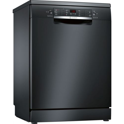 Bosch Free Standing Dishwasher 13 Set 60 cm Black SMS46NB01B