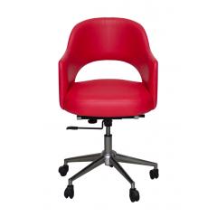 Artistico Domino Moveable Chair Red ADMC-R