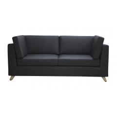 Artistico Sofa 2 Seats Artificial Leather 150*90*80 cm SOFA-2
