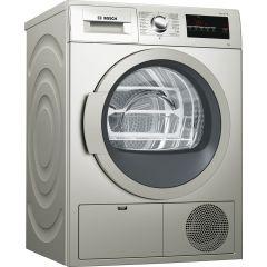 Bosch Dryer with Condenser 8 Kg Silver WTN8542SEG