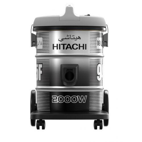 HITACHI Pail Can Vacuum Cleaner 2000 watt With Cloth Filter CV-945F