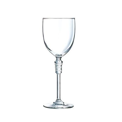 CRISTAL D'arques A set of cups 6 Pieces Crystal 25 cl L8156