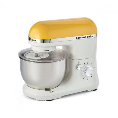 Ariete Kitchen Machine 1000 Watt 4 Liter White*Yellow M-1594