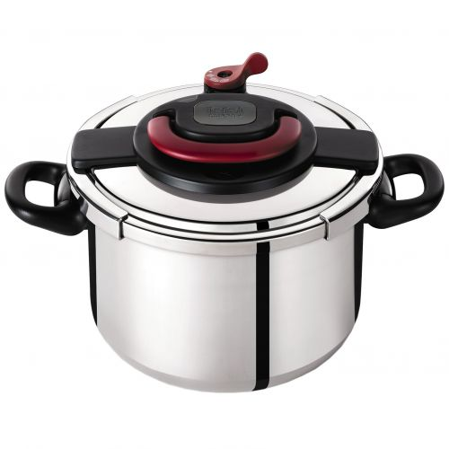 SONAI Pressure Cooker 8 Liter Stainless Steel MA-800